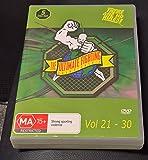 UFC 21-30 DVD Box Set - vols. 21 22 23 24 25 26 27 28 29 30