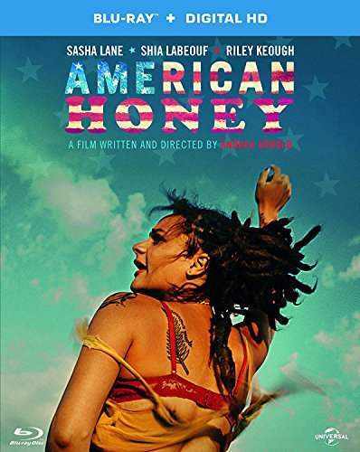 American Honey [Blu-ray] [2016]