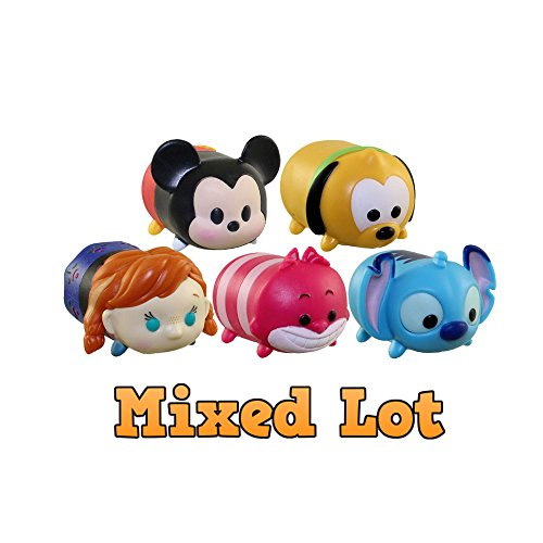 Jakks Pacific Toys - Disney Tsum Tsum Series 1 Figures - Mix