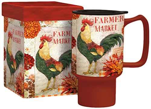 Lang Farmer's Market Travel Mug by Kimberly Poloson (2127024) (Farmers Market Mug)