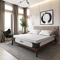 Experience cloud-like luxury with Classic Brands Cool Gel Ultimate Gel Memory Foam 14- Inch Mattress. The newest generation of memory foam and gel technology, this mattress offers a plusher and incredibly comfortable sleeping surface. Beauti...