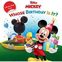 Mickey Mouse Clubhouse Whose Birthday Is It? (Disney's Mickey Mouse Club)