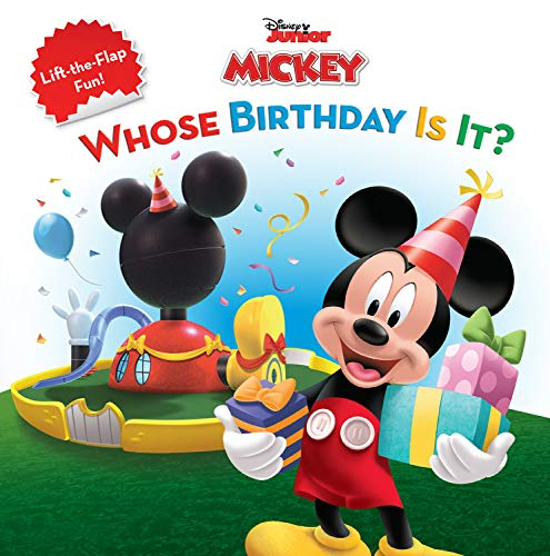 Halloween Cards For Old People (Mickey Mouse Clubhouse Whose Birthday Is It? (Disney's Mickey Mouse)