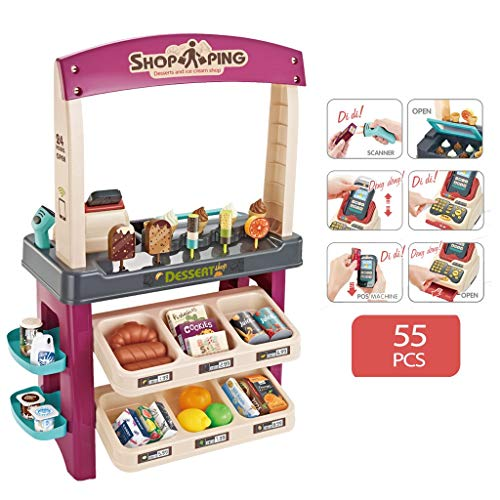 5 best grocery store playset with scanner for 2020