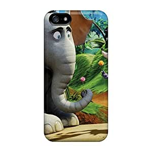 Iphone Case - Tpu Case Protective For Iphone 5/5s- Horton Gets A Grilling
