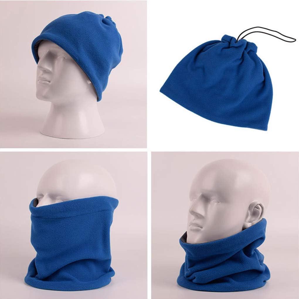 Fornateu Lados duales de Senderismo Bufanda Camping Mascarilla Ciclo al Aire Libre Que acampa del Calentador del Cuello de la Bufanda Headwear