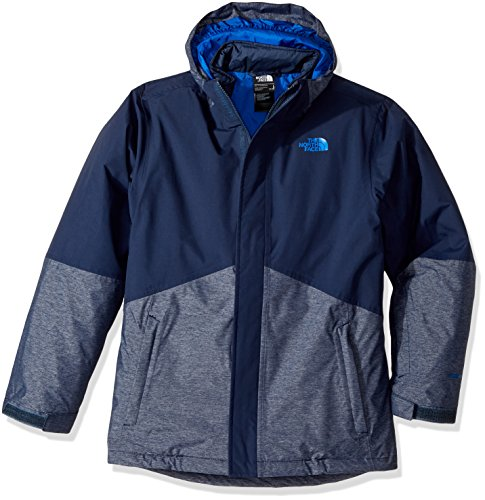 The North Face Big Boys' Boundary Triclimate Jacket - cosmic blue, xl/18-20 by The North Face