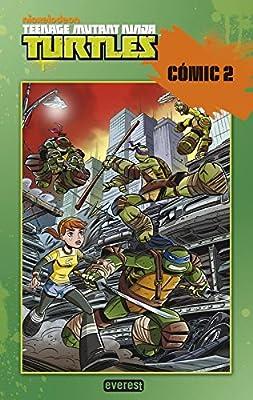 Tortugas Ninja 02: Byerly Kenny: 9788444169712: Amazon.com ...