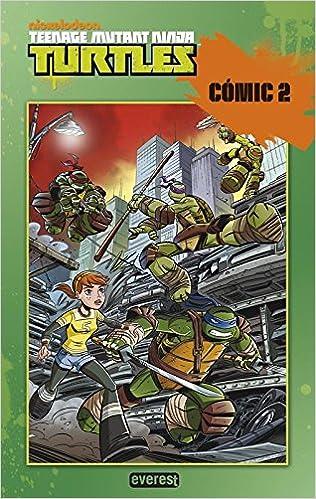 Tortugas Ninja. Cómic 2 (Cómics Ninja): Amazon.es ...