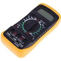 LCD Digital Multimeter XL830L Volt Testing Electrical Tester Portable Voltmeter Ammeter Ohmmeter Kakiyi