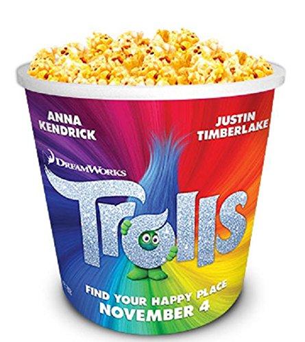 Dreamworks Trolls Popcorn Tub