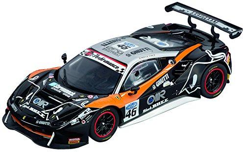 Price comparison product image Carrera 30808 Digital 132 Slot Car Racing Vehicle - Ferrari 488 GT3 Black Bull Racing,  No.46 - (1:32 Scale)