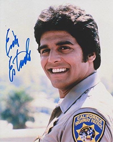 Erik Estrada CHiPs 2 Original Autographed 8x10 Photo