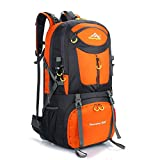 Best Travel Backpack 50ls - Waterproof Hiking Backpack for Trekking, Camping, Travel, Hiking Review