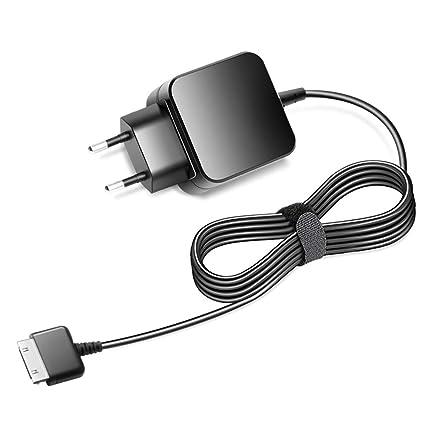 KFD 5V 2A Adaptador de Corriente Cargador portátil para Samsung Galaxy Tab 2 Note 10.1 GT-P5110 GT-P3110 GT-N8020 P5100 P5113 N8000 N8010 N8013 7100 ...