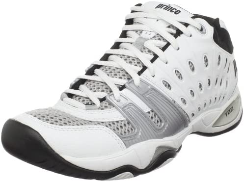 Prince Men s T22 Mid Tennis Shoe