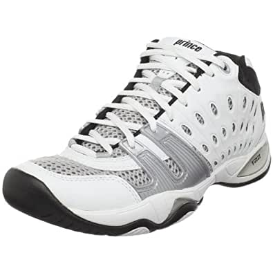 Prince T Mid Mens Tennis Shoes