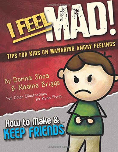 Managing Angry Feelings Friends Workbooks product image