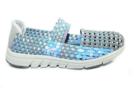 Dek - Sandalias de vestir de Material Sintético para mujer Azul azul