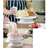 BESTIM HOT SALE Cake Turntable Platform Supplies For Cake Making Stands