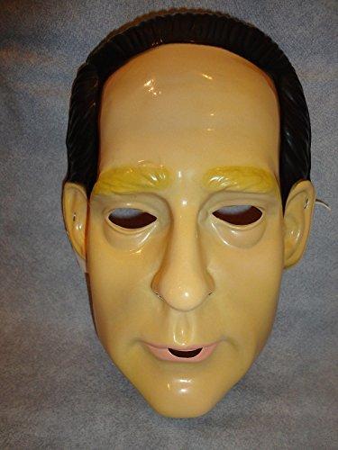 Star Trek Halloween Mask (Data Star Trek The Next Generation PVC Mask Child Size Rubies Halloween Dress)