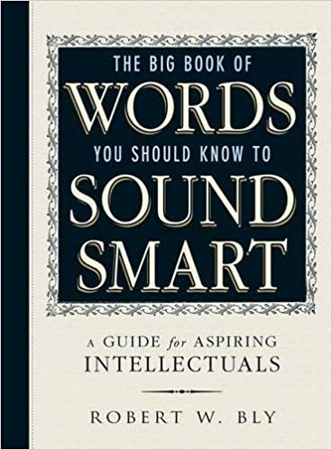 Amazon the big book of words you should know to sound smart flip to back flip to front listen playing fandeluxe Choice Image