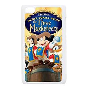 Three Musketeers, The (Animated) iPod Touch 4 Case White as a gift L1073122