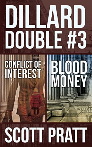 Series Double (Dillard Double #3: Conflict of Interest & Blood Money)
