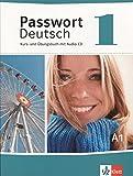 Passwort Deutsch: Kurs Und Ubungsbuch 1 MIT Audio-cd (German Edition)