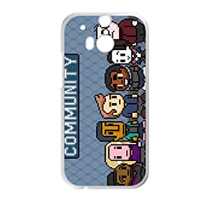 Comunity harmonious family Cell Phone Case for HTC One M8