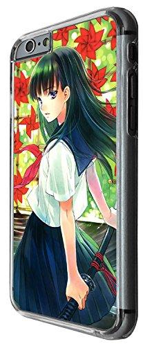 1270 - Cool Fun Trendy cute kwaai chinese japaneese cartoon sexy girls manga art fantasy (2) Design iphone 6 6S 4.7'' Coque Fashion Trend Case Coque Protection Cover plastique et métal - Clear