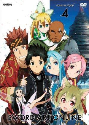 Sword Art Online DVD Fairy