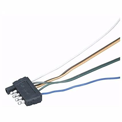 amazon com wesbar 5 way wiring harness connector 18 wire harness assembly ez loader boat trailer parts store 23