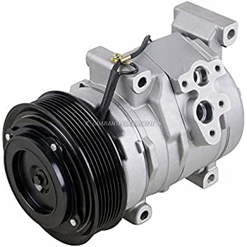 AC Compressor & A/C Clutch For Scion tC 2005 2006 2007 2008 2009 2010 - BuyAutoParts 60-01964NA NEW