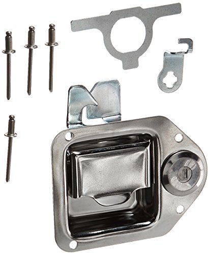 Bolt 7023547 Toolbox Latch Retrofit Kit for Chevrolet and GMC Center Cut Keys