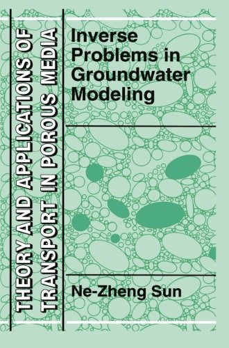 Inverse Problems in Groundwater Modeling (Theory and Applications of Transport in Porous Media)