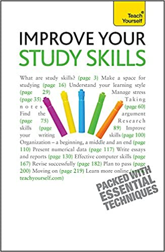 Book Teach Yourself Improve Your Study Skills (Teach Yourself - General)