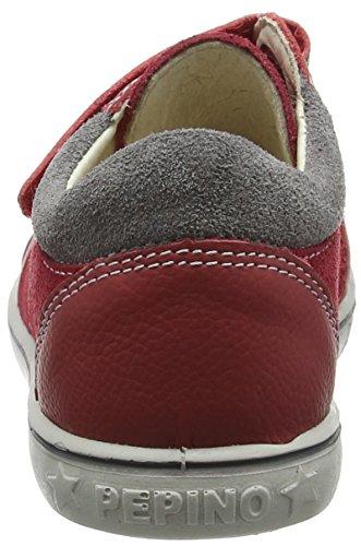 RicostaTimmy - zapatilla baja para niños, color , iners Niño Rojo (Roano 351)