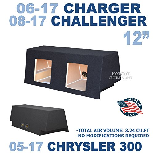 Fits Dodge Charger 06-17 Dodge Challenger 08-17 12