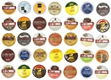 Crazy Cups Celebrity Keurig K-Cups Sampler Pack, 35-Count