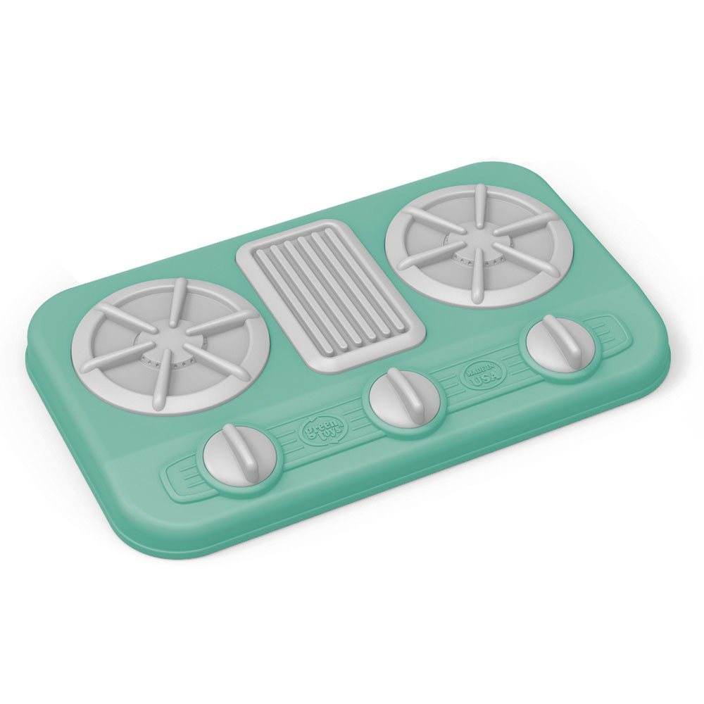 Green Toys Stove Top, Teal by Green Toys (Image #1)