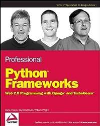 Professional Python Frameworks