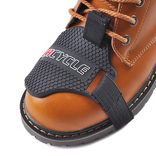 Shift Motorcycle Boots - CHCYCLE Motorcycle Motorbike Shift Pad Shoe Boot Cover Protective Gear