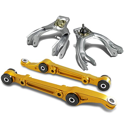 Civic/Del Sol/Integra Front Upper Camber Arm+Front Lower Control Bar (Gold) - EG EH DC (Upper Camber Link)