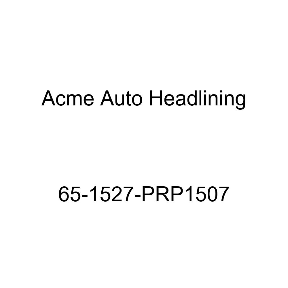 Acme Auto Headlining 65-1527-PRP1507 Red Replacement Headliner Pontiac Lemans /& Tempest 4 Door Sedan 5 Bow