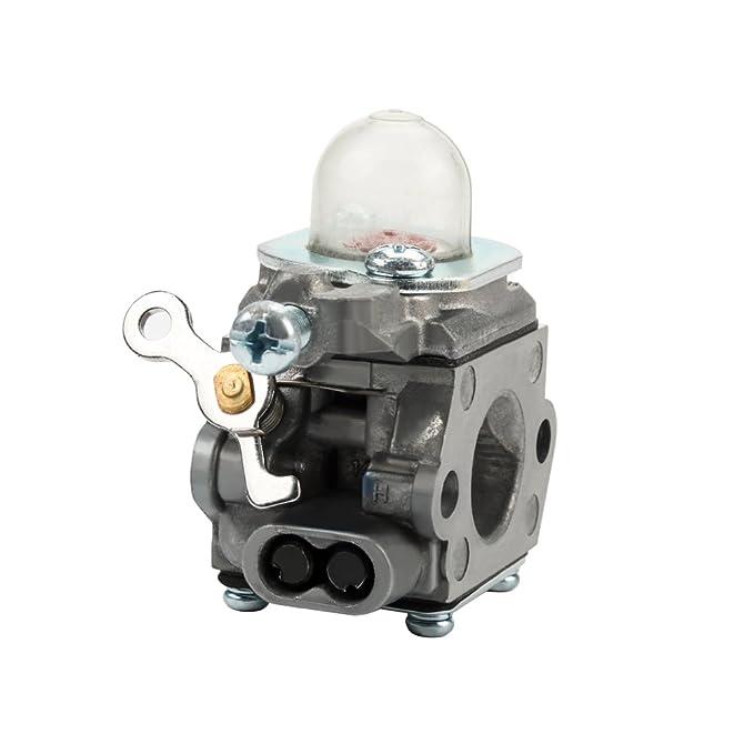 Amazon.com: HIPA wt973 carburador + Tune Up Kit Filtro de ...