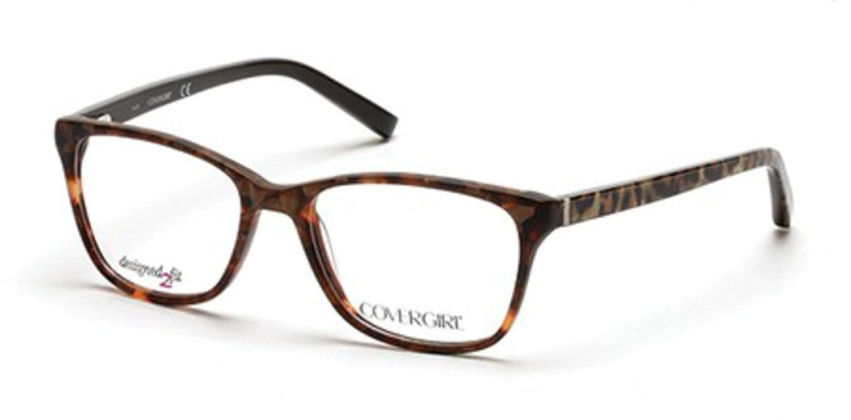 Eyeglasses Cover Girl CG 0459 062 brown horn