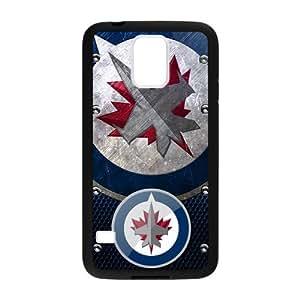 MEIMEINew Gift Winnipeg Jets Durable Case for Samsung Galaxy S5 Snap OnMEIMEI