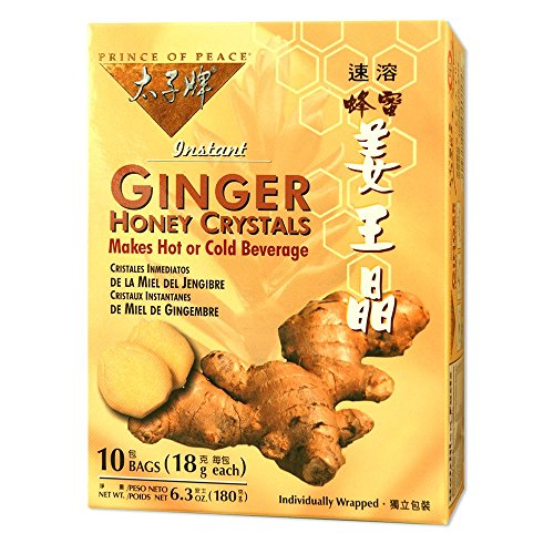 - Prince of Peace Instant Ginger Honey Crystals