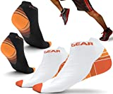 Best Mens No Show Socks - Physix Gear Sport Compression Running Socks for Men Review